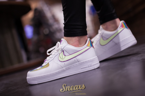 "NIKE WMNS AIR FORCE 1 ""EASTER"" (CW0367-100)"