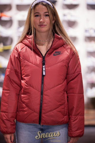 NIKE W NSW SYNTHETIC FILL WINDRUNNER JACKET (BV2906-661)