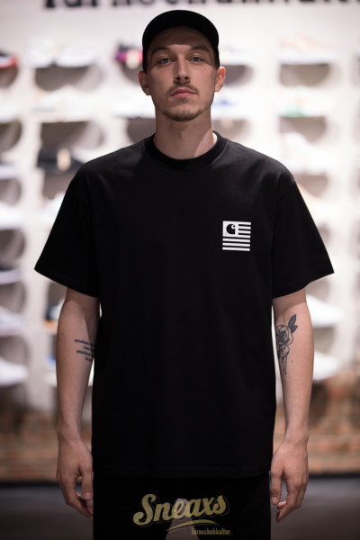 CARHARTT WIP S/S FADE STATE T-SHIRT (I029607-0D2)