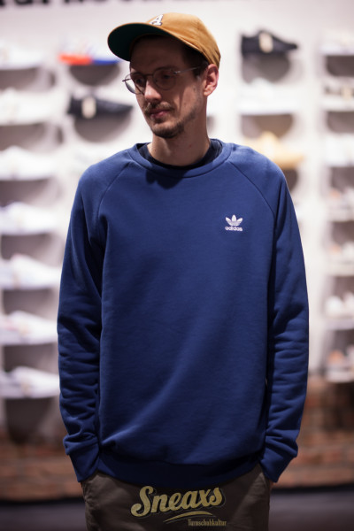 ADIDAS ESSENTIAL CREWNECK SWEATER (FM9947)