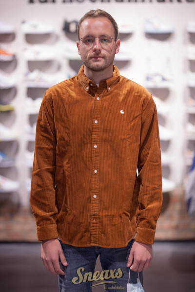 CARHARTT WIP MADISON CORD SHIRT (I025247-0E990)