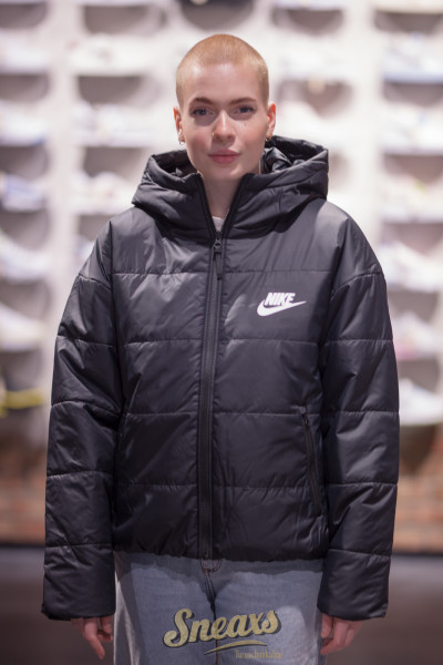 NIKE W NSW SYNTHETIC-FILL JACKET (CZ1466-010)