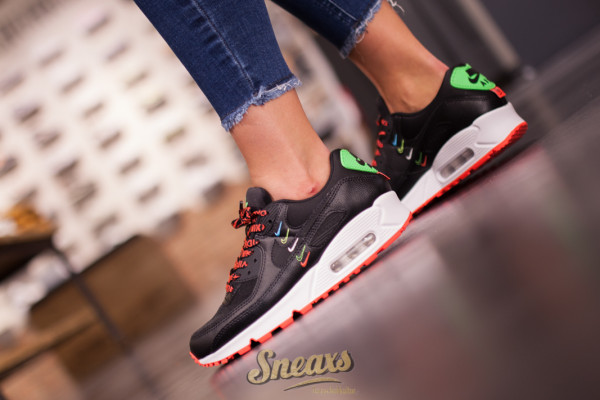 "NIKE WMNS AIR MAX 90 ""WORLDWIDE"" (CK7069-001)"