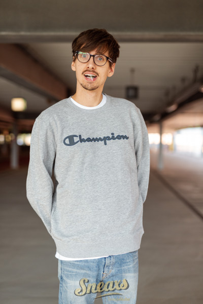 CHAMPION CREWNECK SWEATER (213479F19)