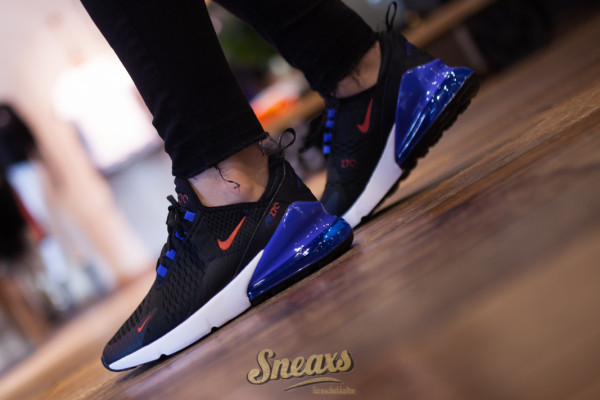 NIKE AIR MAX 270 (GS) (DC1418-001)