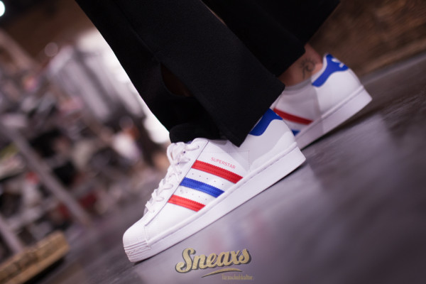 ADIDAS SUPERSTAR J (FW5851)