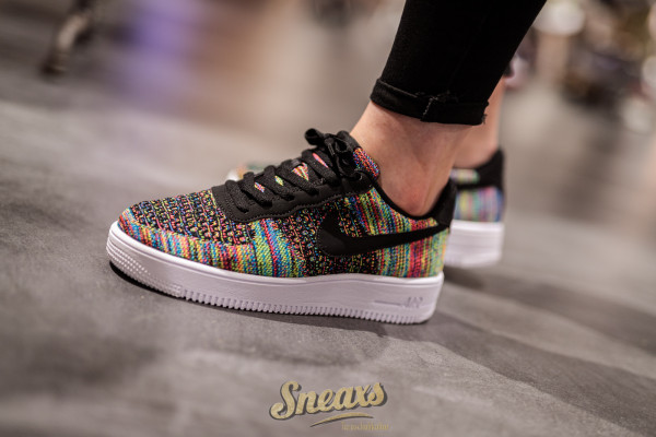 NIKE AIR FORCE 1 FLYKNIT 2.0 GS (BV0063-002)