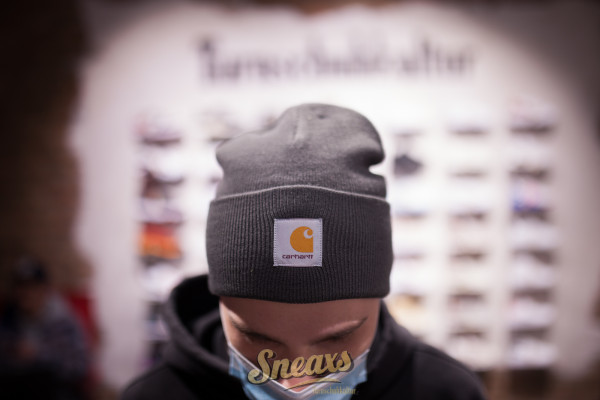 CARHARTT WIP ACRYLIC WATCH HAT (I020222-004)