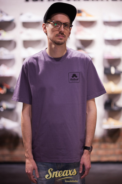 CARHARTT WIP S/S PEACE STATE T-SHIRT (I028931-0AF90)